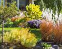 With the right plants, we can help accent your outdoor space.